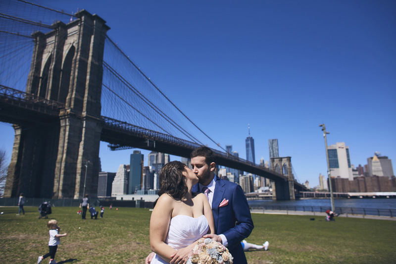 NYC Jewish wedding