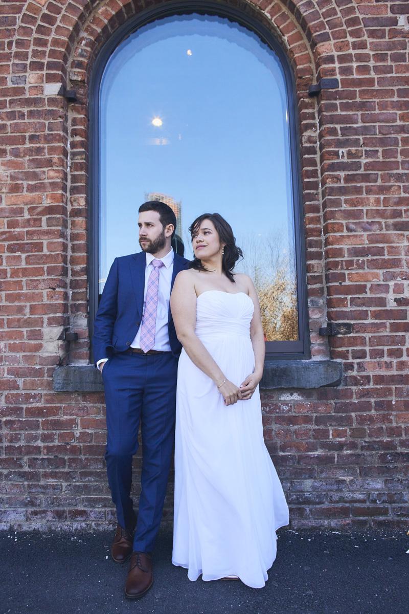 Brides and grooms  wedding attire