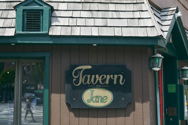 Tavern on Jane NYC wedding