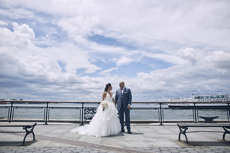 Manhattan wedding venues on the water