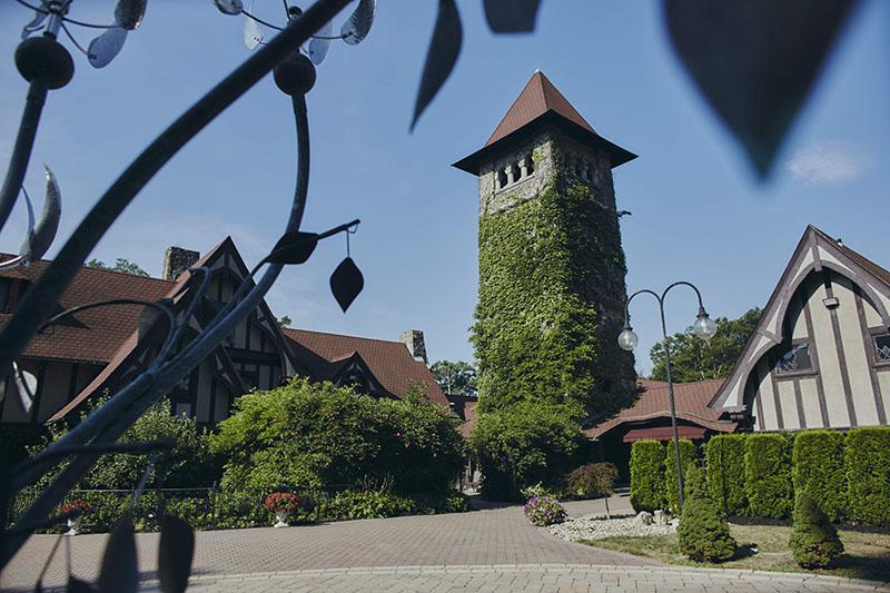 Saint Clements Castle & Marina