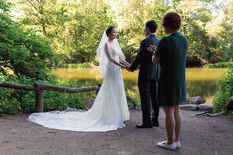 Gapstow Bridge elopement