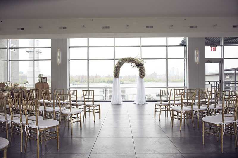 Rooftop wedding venues