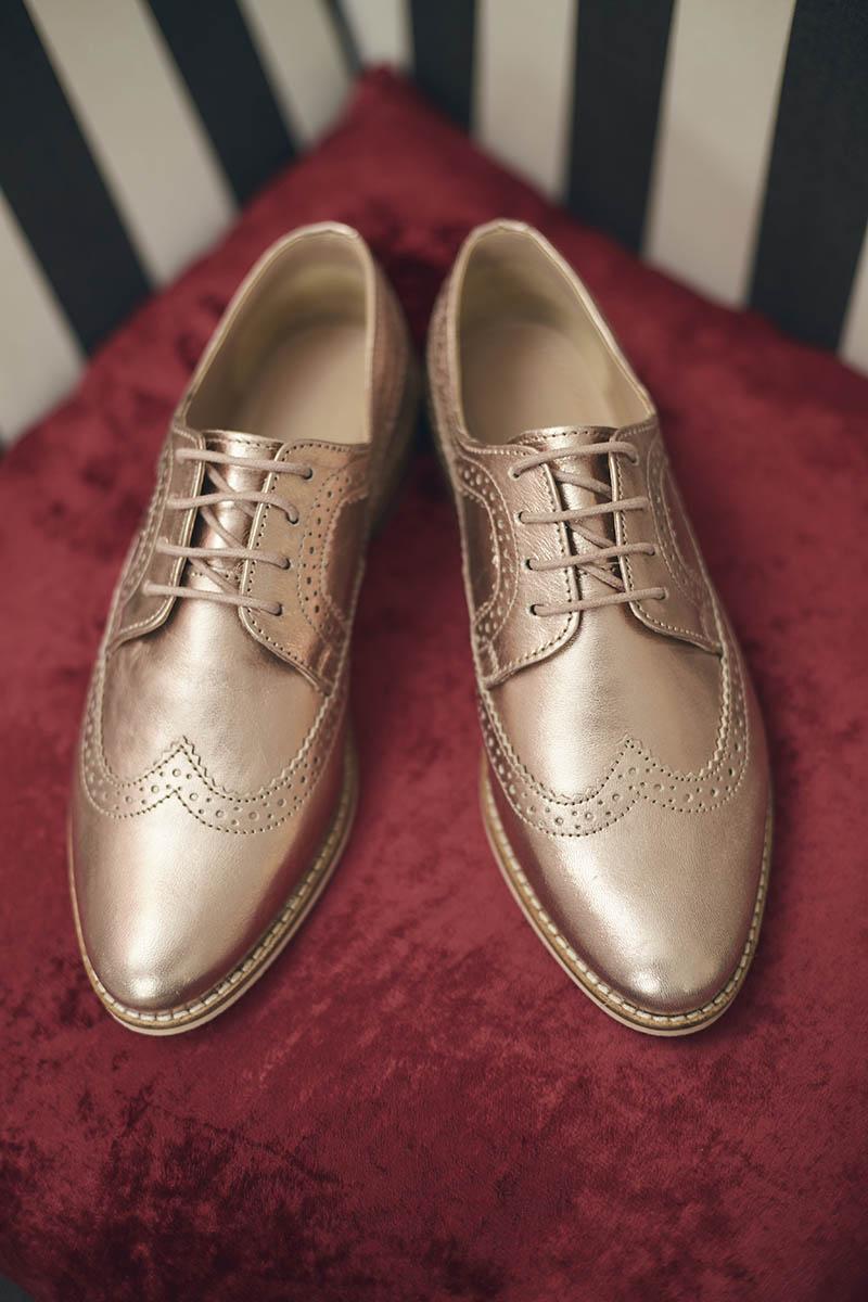Lesbian wedding shoes