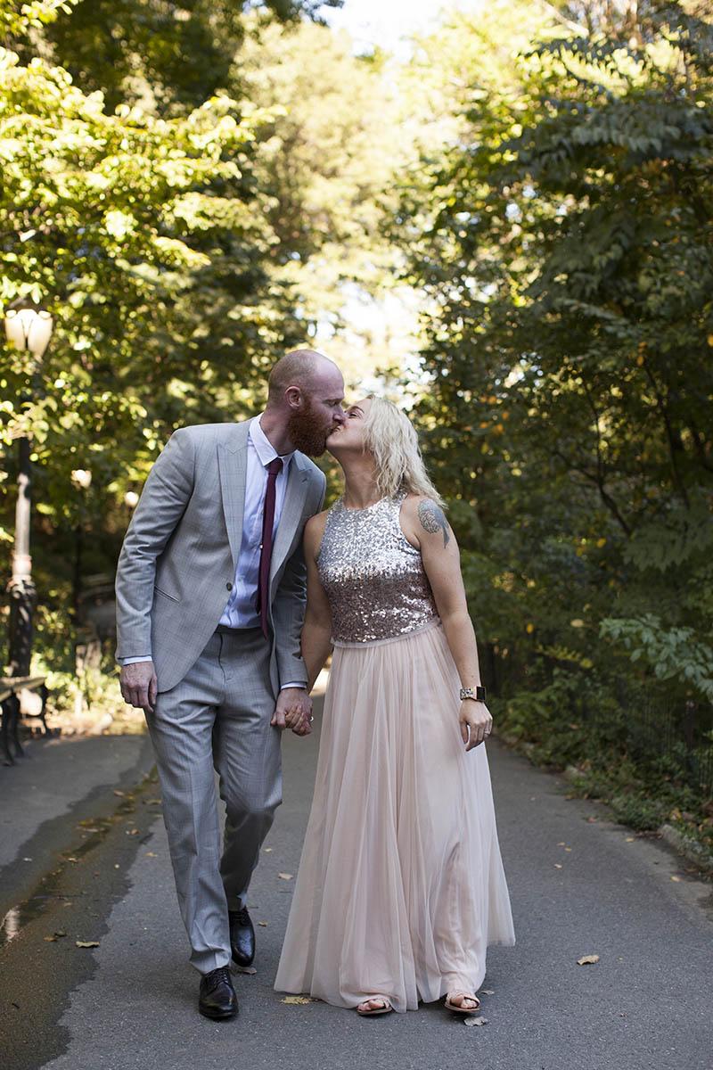 NYC elopement photographers