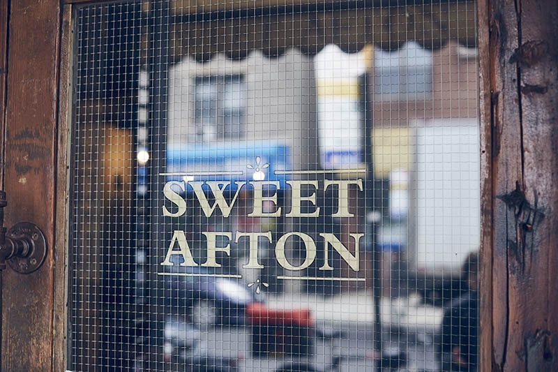 Sweet Afton wedding