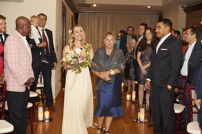 Diety wedding ceremony