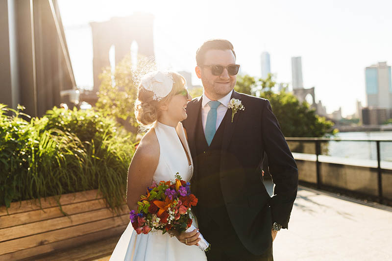 Brooklyn elopement photography locations