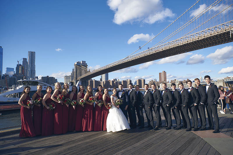 DUMBO wedding