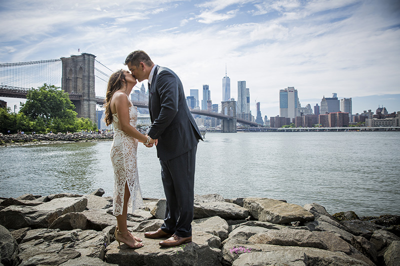 Nyc Elopement Photographer At Le Image New York