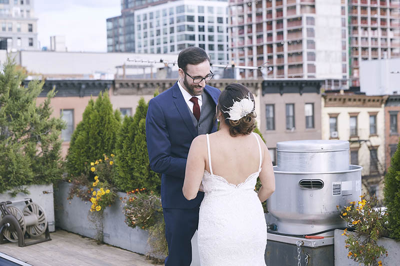 Brooklyn wedding venues with a view