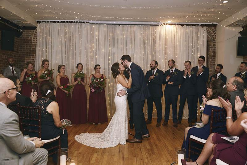 Inexpensive NYC wedding photography