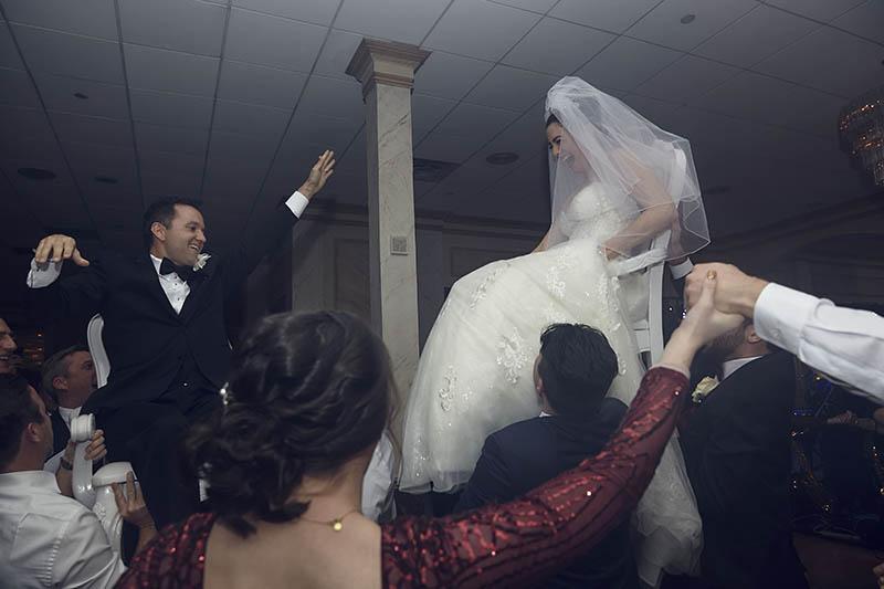 Best Jewish wedding photographers NYC