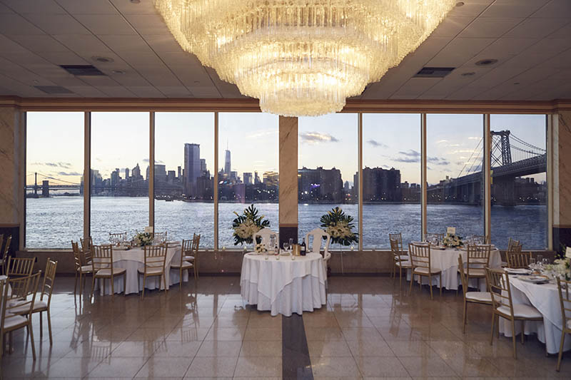 Brooklyn Waterfront Wedding Venue - Giando on the Water