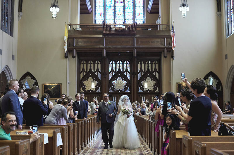 NYC wedding photographer and videographer
