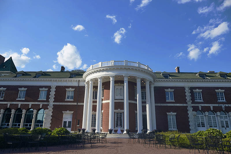Mansion wedding venues Long Island