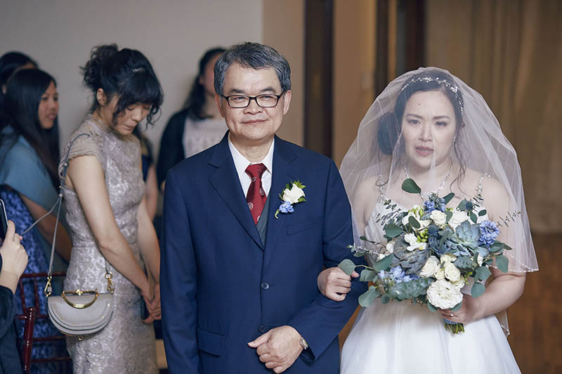 Taiwanese wedding ceremony