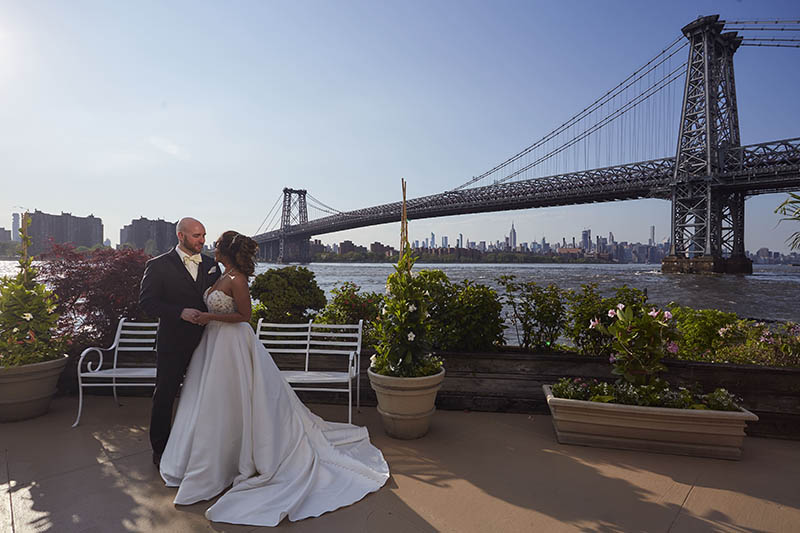 Wedding venues on the water
