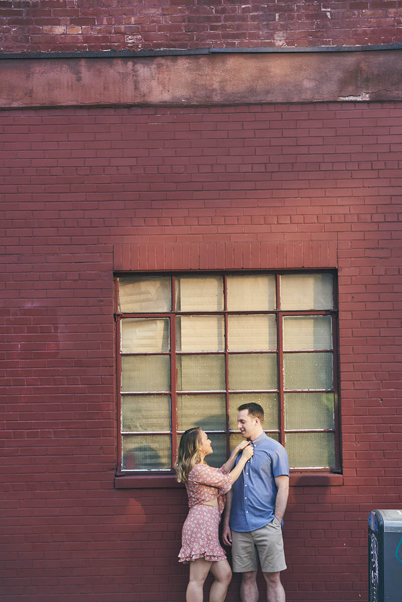 Best NYC engagement photographer