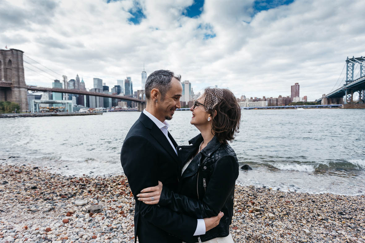 Affordable elopement photography Brooklyn