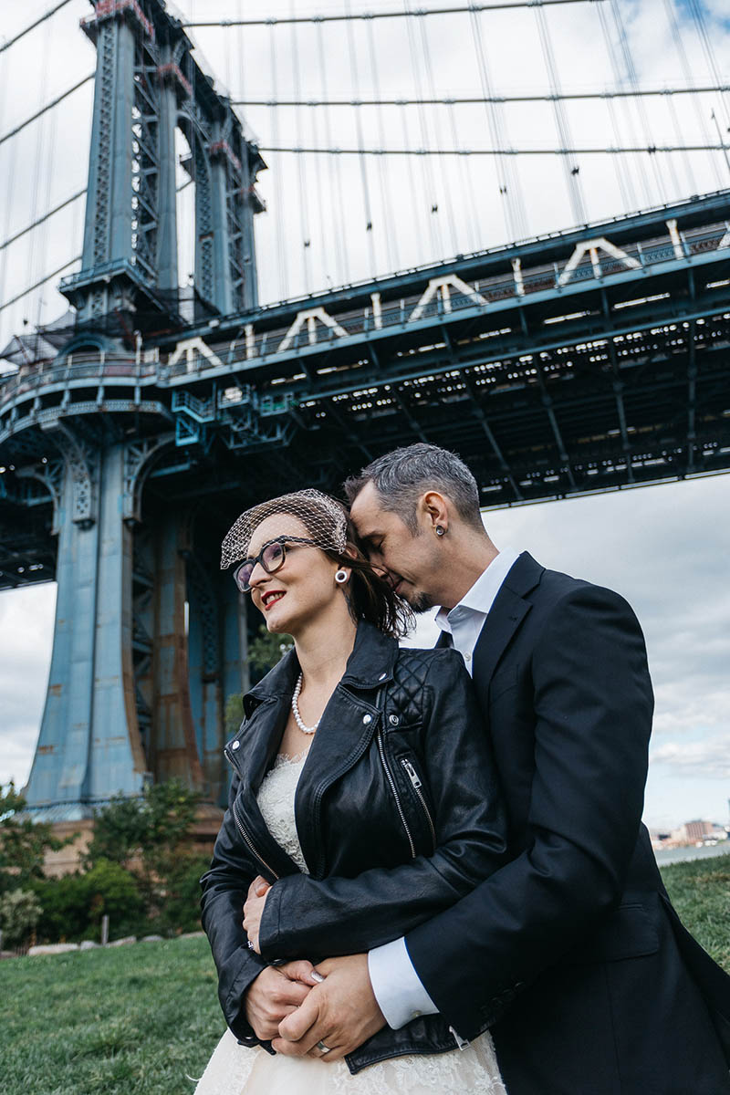 Affordable elopement photography packages NYC