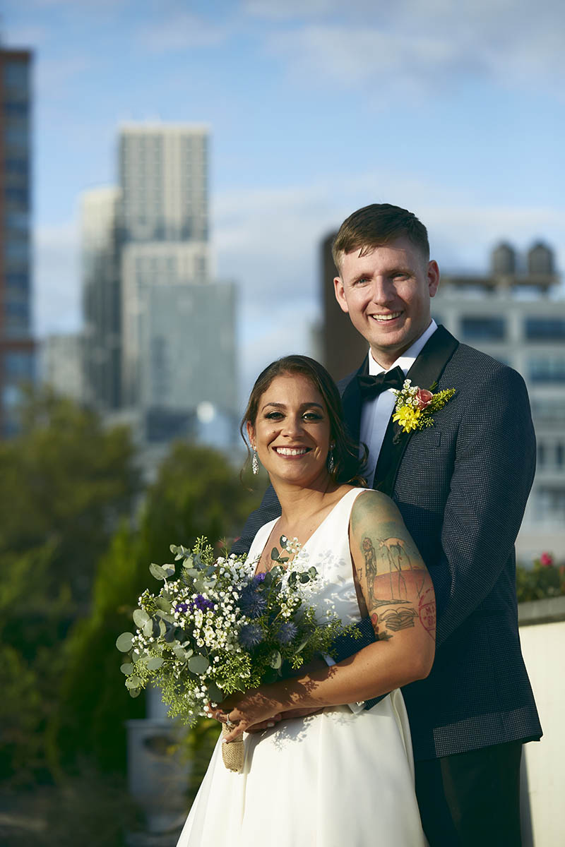 NYC wedding photography packages