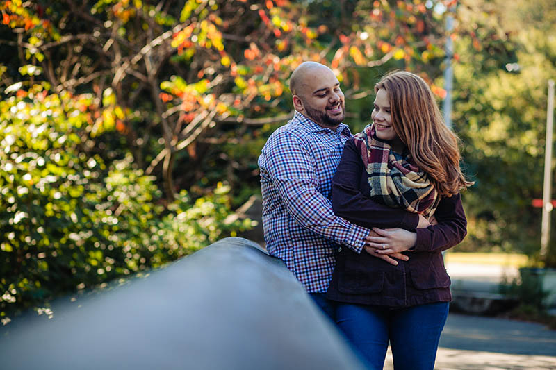 Affordable engagement photography Brooklyn