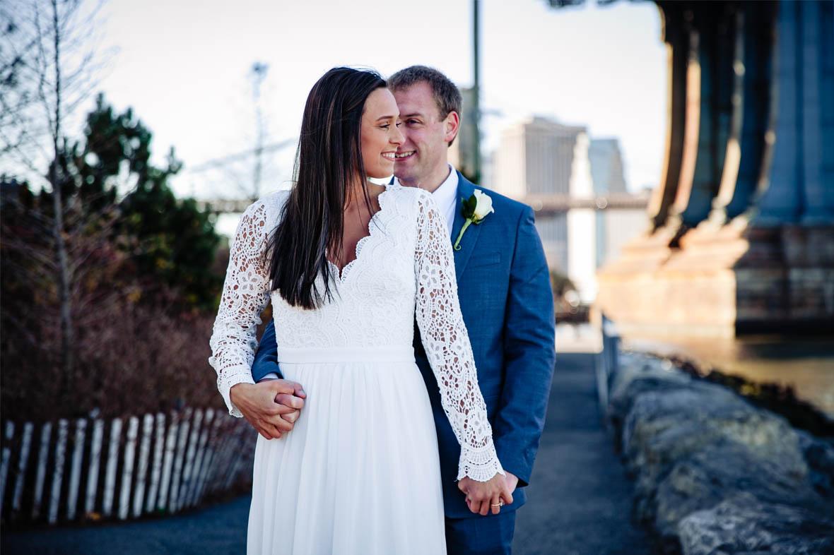 DUMBO wedding photographer