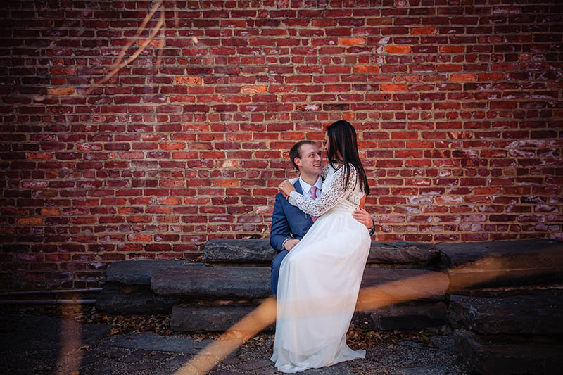 Affordable wedding photography NYC