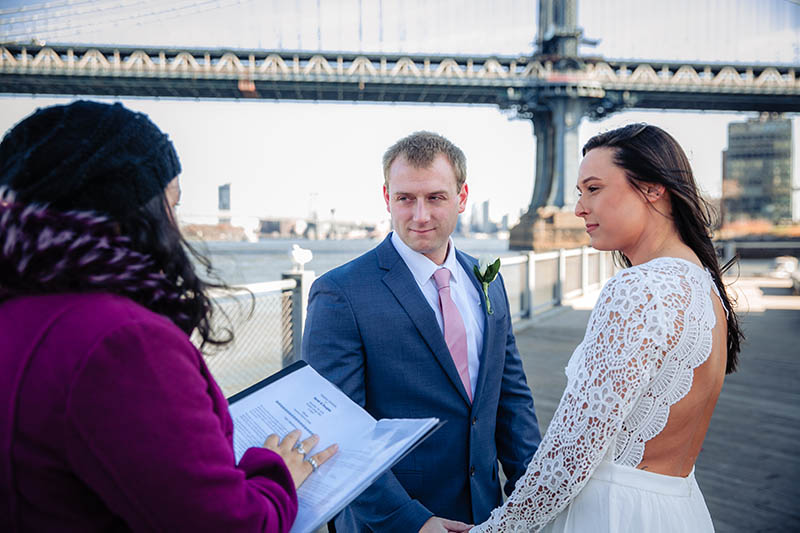 Places to elope in Brooklyn