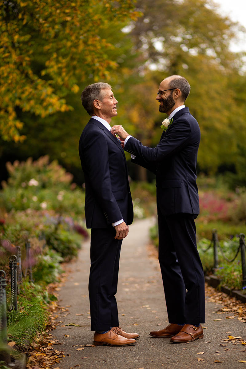 Elopement photography packages NYC