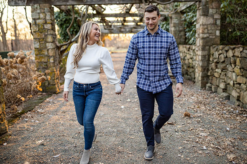 Affordable engagement photos