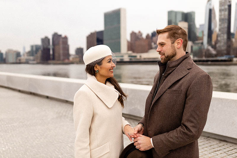 Elopement locations in NYC