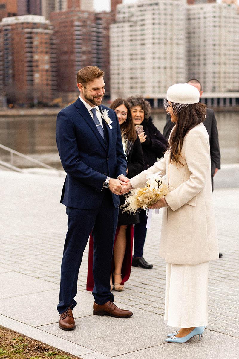 Affordable wedding photographer NYC