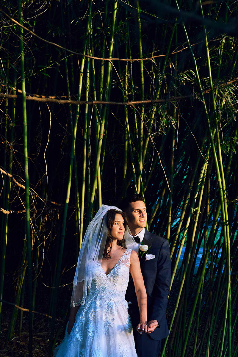 Wedding photography at Chinese Garden