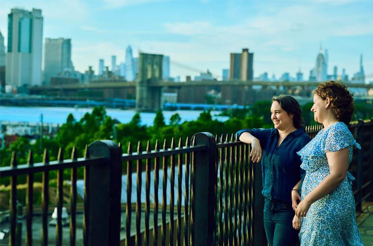 Carroll Gardens and Brooklyn Heights